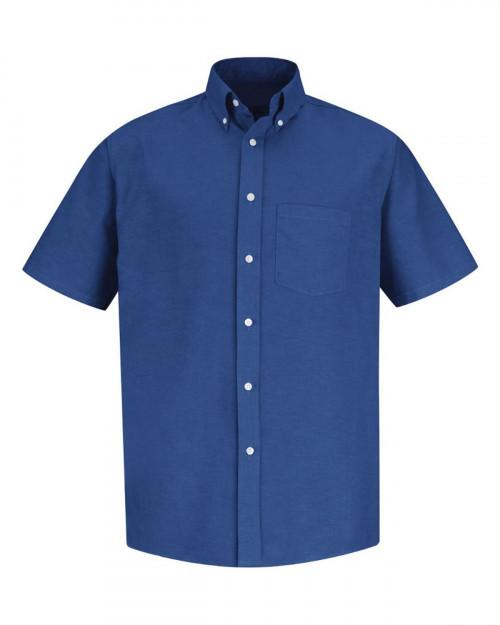 Red Kap SR60L Men's Executive Oxford Dress Shirt Long Sizes - Fb-French Blue - 20 #%20
