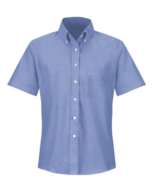 Red Kap SR61 Women's Executive Oxford Dress Shirt - Light Blue - 20 #%20