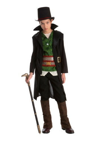 Whether the mission is collecting all the candy on the street or hunting down that owner of that creepy Victorian factory he'll be unstoppable in this classic Jacob Frye child costume from Assassins Creed. #Jacob