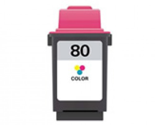 The Premium Value remanufactured replacement for the Lexmark #80 (12A1980) Tri-Color Inkjet Cartridge is designed to produce consistent, sharp output from your Lexmark printer (see full compatibility below). The Premium Value 12A1980 #80 replacement ink c #%20