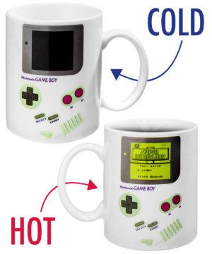 Game Boy Heat Change Mug #mug