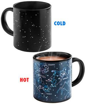 Constellation Heat Change Mug #mug