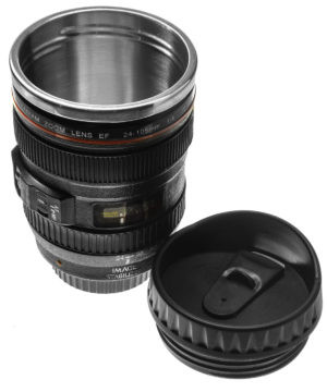 Camera Lens Mug #mug