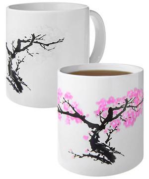 Blossom Heat Change Mug #mug