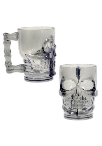 Add some flare to your beverage with the Skull Mug. #mug