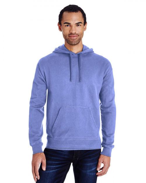 ComfortWash by Hanes GDH450 Unisex 80/20 Pullover Hood Sweatshirt - Deep Forte - S #%20