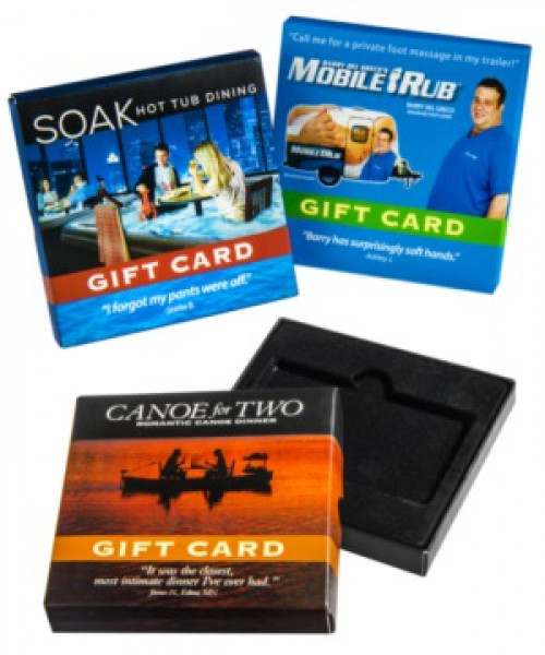 Prank Gift Cards #gift