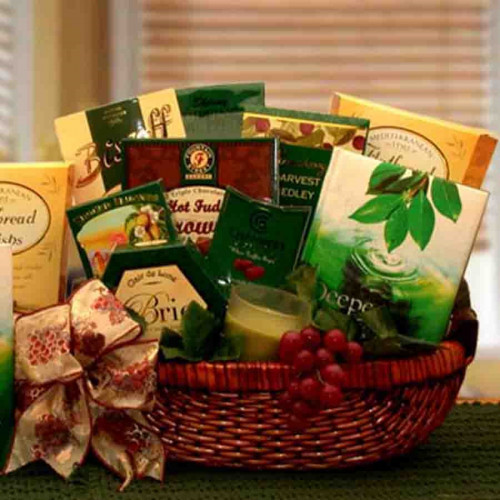 Send your sincere condolences with real woven basket that includes a Deeper Than Tears sympathy gift book, gourmet snacks and sweets. #gift
