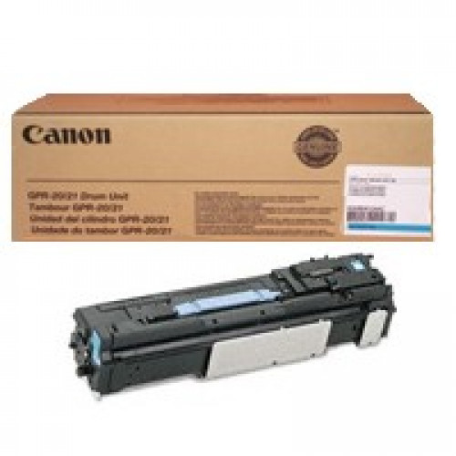 The Genuine (OEM) Canon 0257B001AA (GPR-20/GPR-21) Cyan Drum is designed to produce consistent, sharp output from your Canon printer (see full compatibility below). The original name brand Canon GPR-20/21 Drum 0257B001AA Drum is engineered and manufacture #%20