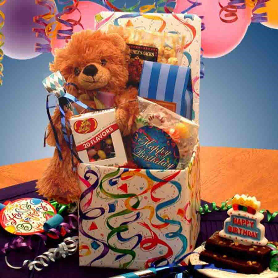 Our surprise birthday gift box is a perfect gift for that hard to please or shop for person in your life. Young or old will love the snacks and treats that come out of this lovely gift box. Give this gift to that special someone in your life who you are a #gift