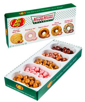 Krispy Kreme Jelly Beans Gift Box #gift