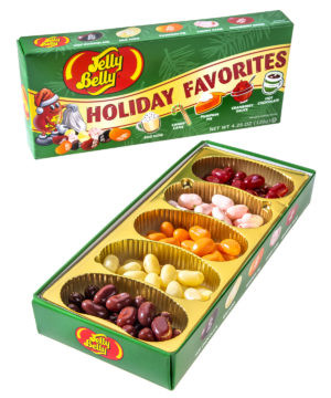 Jelly Belly Holiday Favorites Gift Box #gift