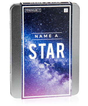 Name a Star Gift Box #gift