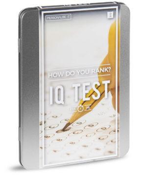 IQ Test Gift Box #gift