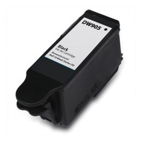 The Genuine (OEM) Dell 330-2117 (DW905) Series 20 Black Inkjet Cartridge is designed to produce consistent, sharp output from your Dell printer (see full compatibility below). The original name brand Dell Series 20 330-2117 DW905 Ink Cartridge is engineer #%20