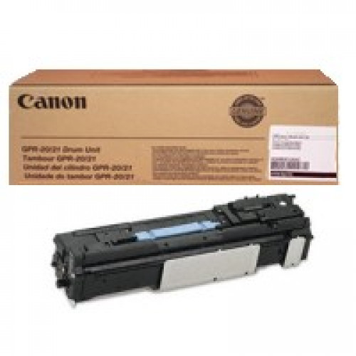 The Genuine (OEM) Canon 0258B001AA (GPR-20 / GPR-21DRBK) Black Drum is designed to produce consistent, sharp output from your Canon printer (see full compatibility below). The original name brand Canon GPR-20/21 Drum 0258B001AA Drum is engineered and manu #%20