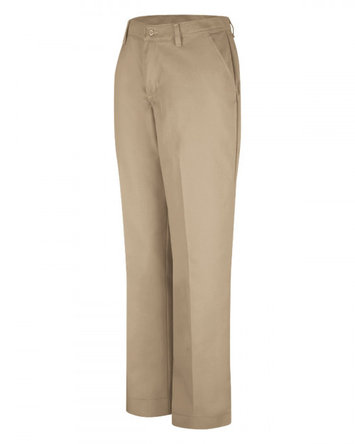 Red Kap PT21 Women's Dura-Kap Industrial Pants - Khaki - 20 #%20