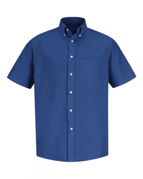Red Kap SR60EXT Men's Executive Oxford Dress Shirt - Fb-French Blue - 20 #%20