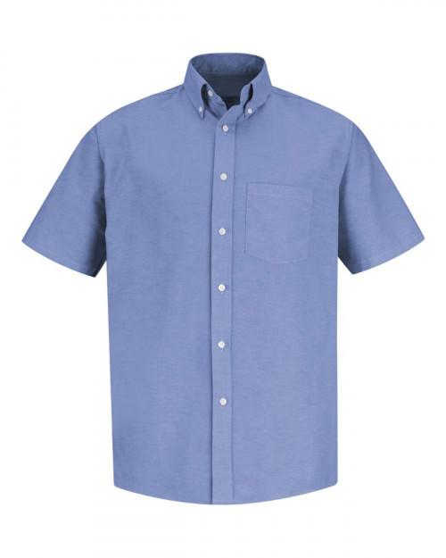 Red Kap SR60EXT Men's Executive Oxford Dress Shirt - Light Blue - 20 #%20